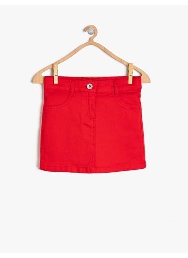 Koton Kids Etek Kırmızı